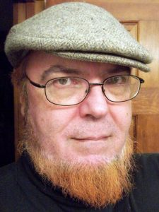 Sheldon Brown self-portrait, January 9, 2007
