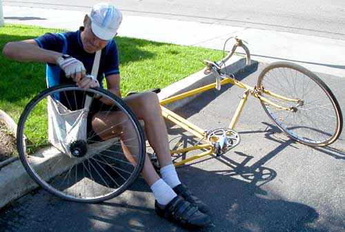 jobst fixing puncture picture