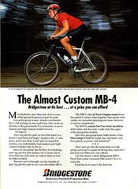 MB-4 Ad from March 1991 Mountain Bike Action