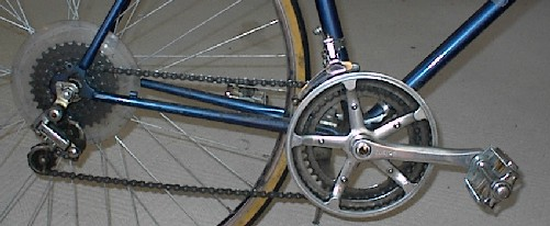 Bike 10 Speed Chain Length Original Drivetrain