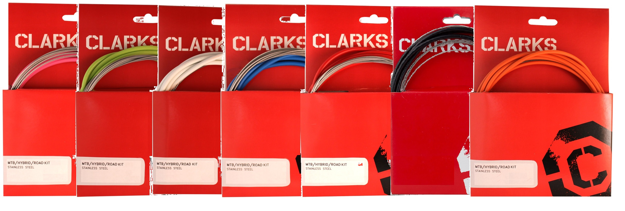 Clarks Cable set