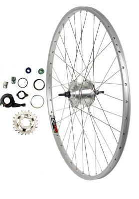 Alfine 8 Rear Wheel