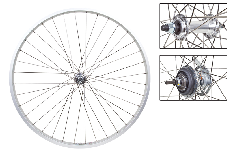 26 Nexus wheel set