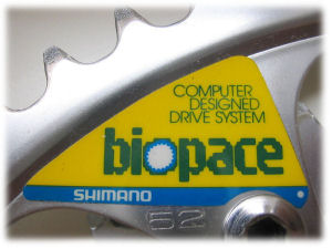 Biopace sticker
