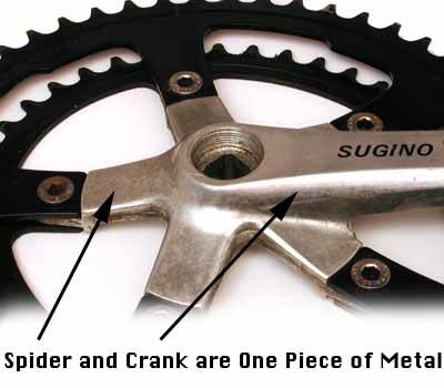Forged Crank