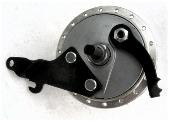 A sturmey-Archer drum brake