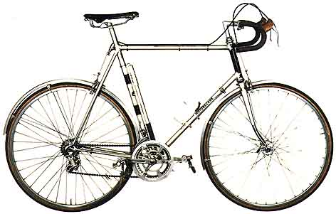 Motobecane Grand Record