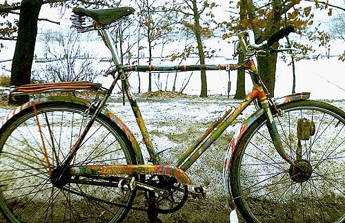 Robin Hood bicycle