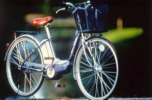 Yamaha Electric Bicycle