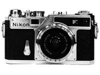 Nikon SP with 21 mm Zeiss Biogon Wide Angle Lens