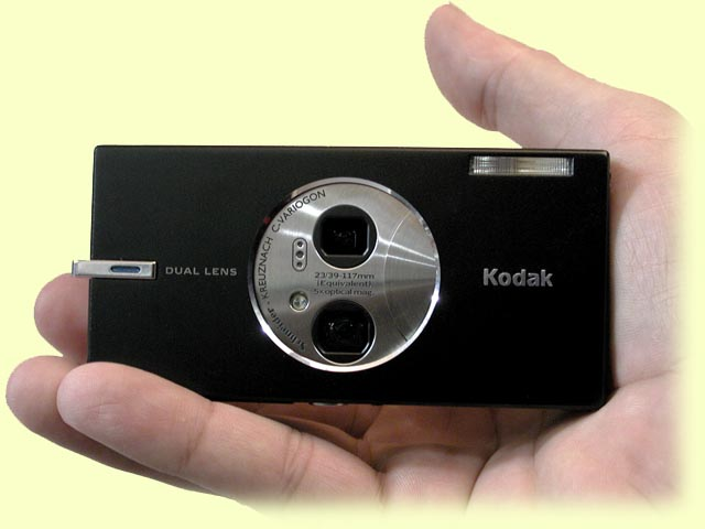 Kodak V570 Digital Camera