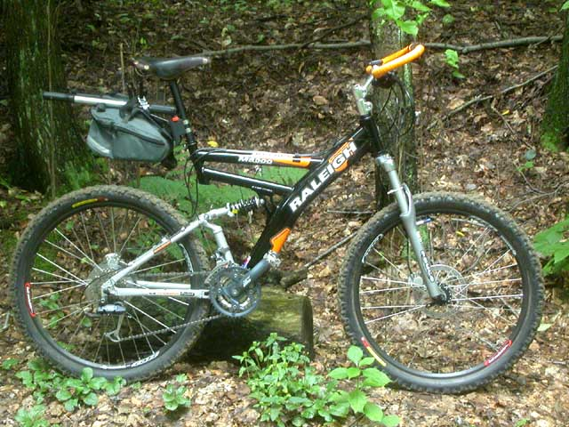 raleigh-m8000