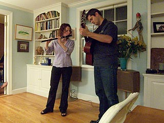Matt and Shannon Heaton House Concert