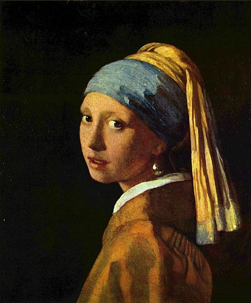 Vemeer Girl With a Pearl Earring