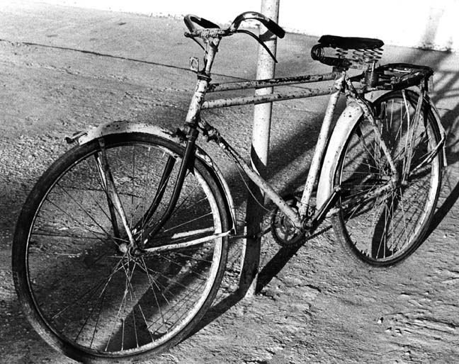 Turkish bike