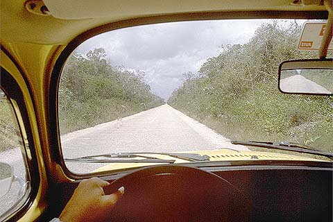 The Road to Coba