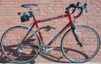 Raleigh Cadent 4.0 Bicycle