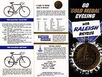 1964 Raleigh Bicycle Catalogue