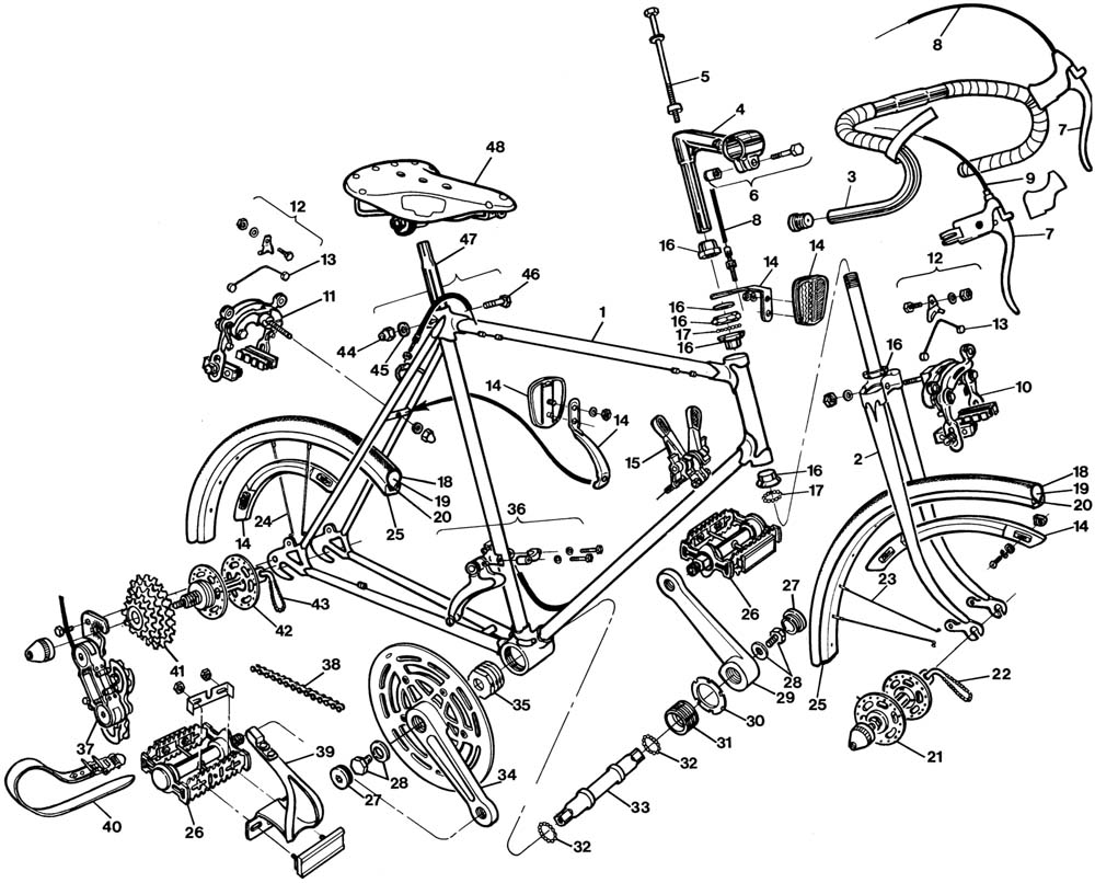 Bike Parts Drawing 10-super-course