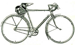 Raleigh Superbe Light Roadster