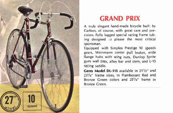 68 Raleigh grand-prix