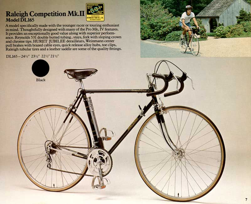 1976 Raleigh Team Professional