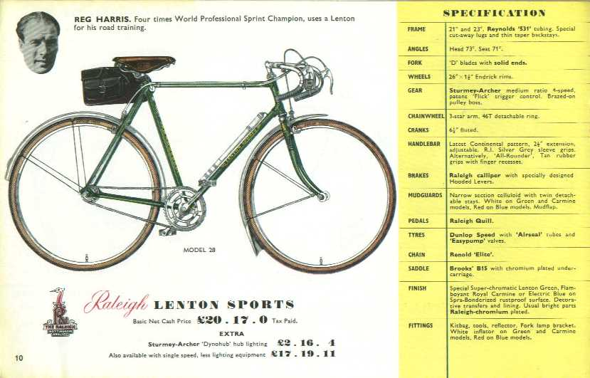 ccm bicycle serial number dating chart