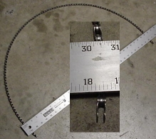 chain measurement